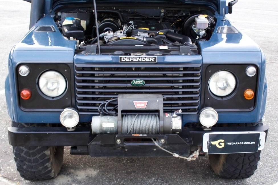 1997 Land Rover Defender Soft Top