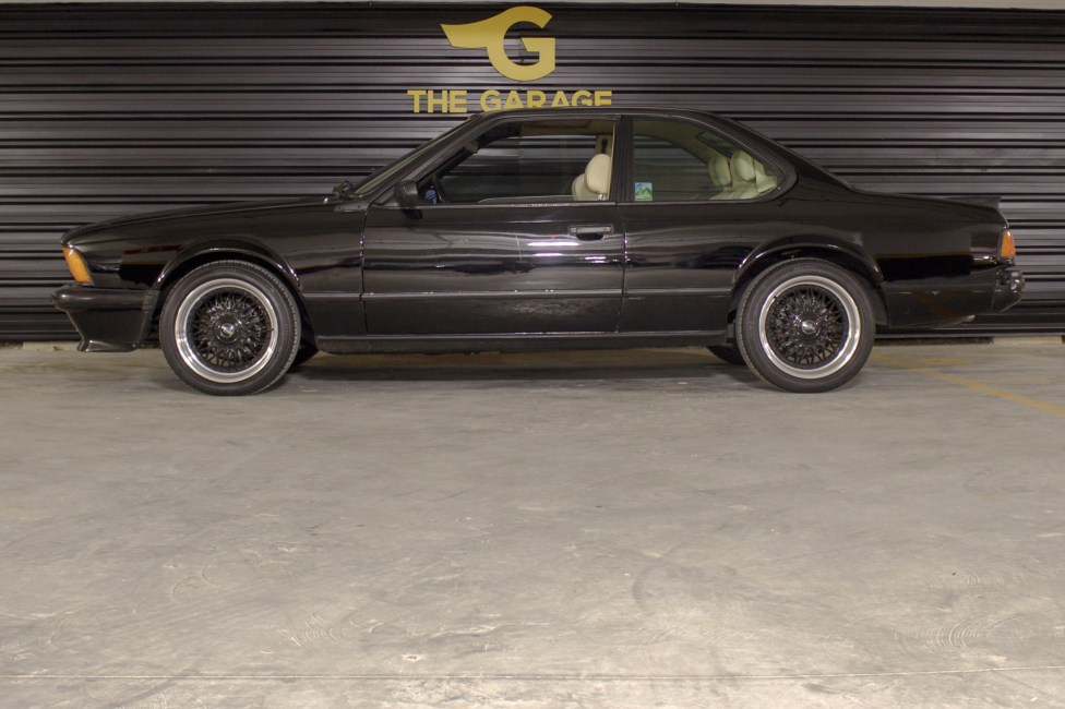 1978 BMW 635CS Hartge