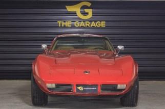 1973 Chevrolet Corvette Stingray Manual