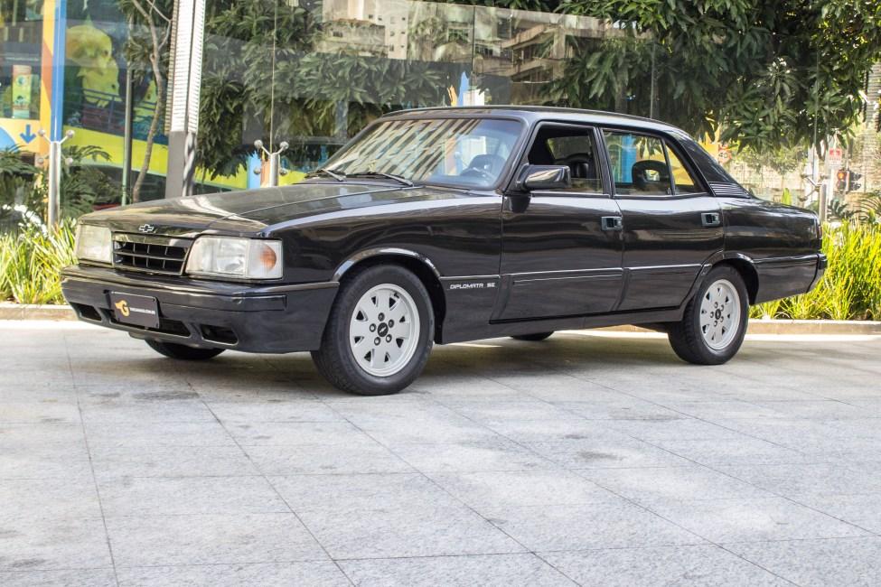 1992 chevrolet opala diplomata a venda the garage
