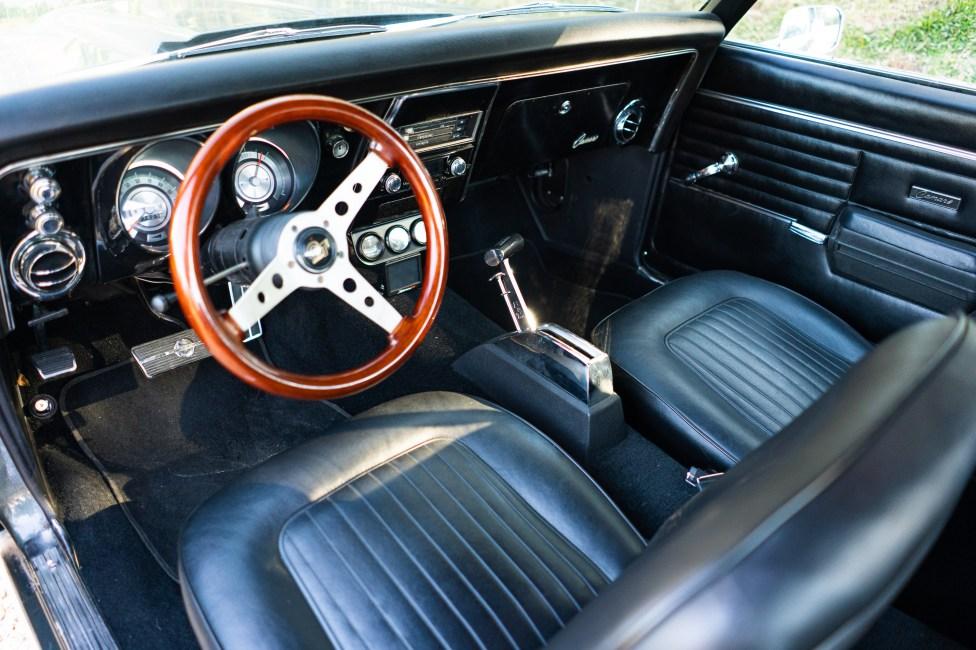 1967 Chevrolet Camaro SS 3961967 Chevrolet Camaro SS 396