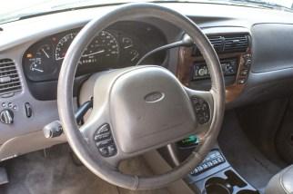 2000 Explorer Limited V8