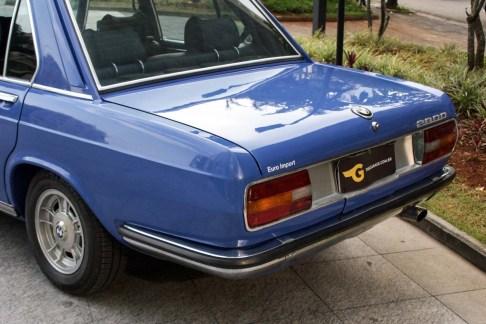 1968 BMW 2800 4 Portas a venda