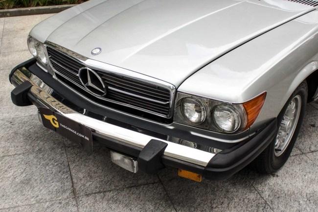 1974 Mercedes Benz 450SL A VENDA