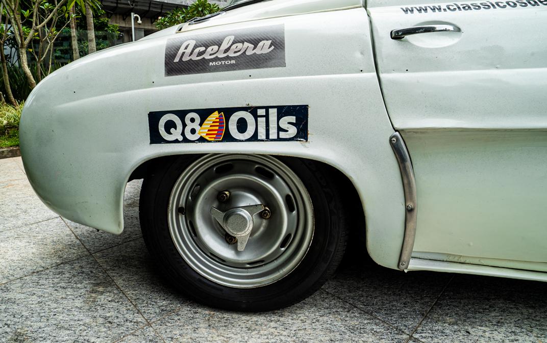 1967 Renault Gordini lll