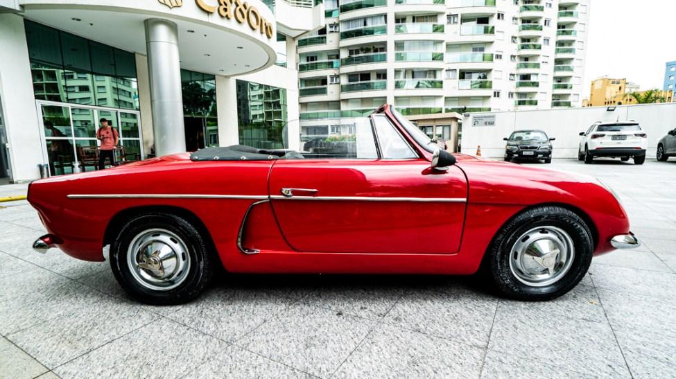 1963 Willys Interlagos Conversível