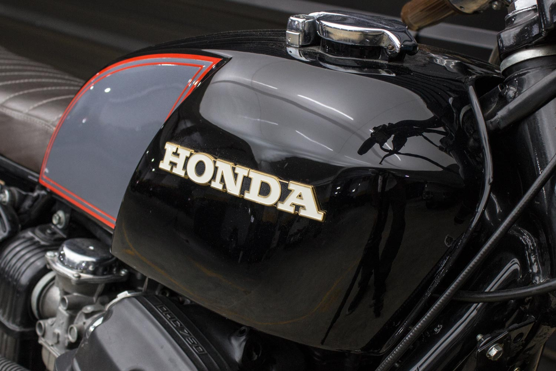 1975 Honda CB750 Four Scrambler