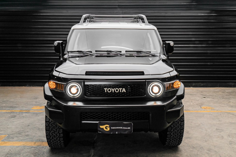 Motor Toyota Land Cruiser
