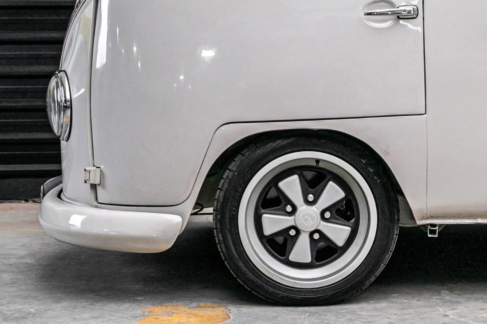 1973 Volksvagen Kombi Pick Up