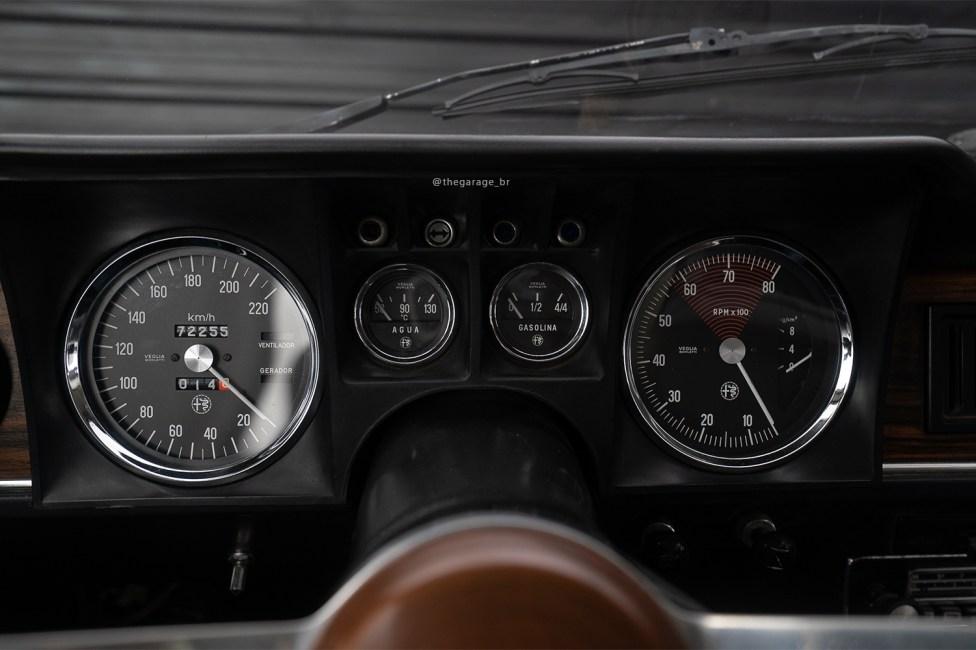 Painel Alfa Romeo 2300ti