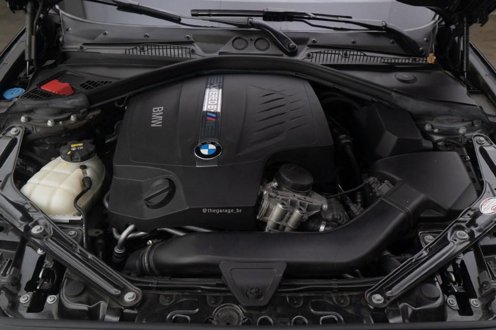 Motor BMW M2