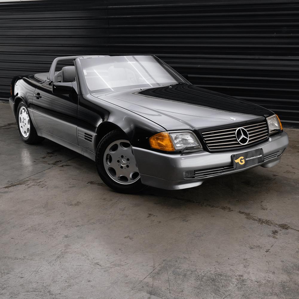 Mercedes-Benz SL500 - carroceria