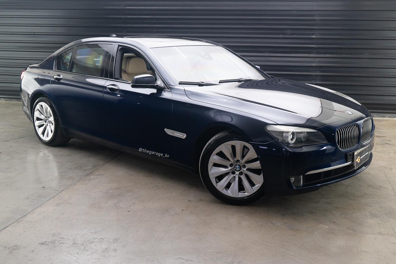 BMW 750i carroceria