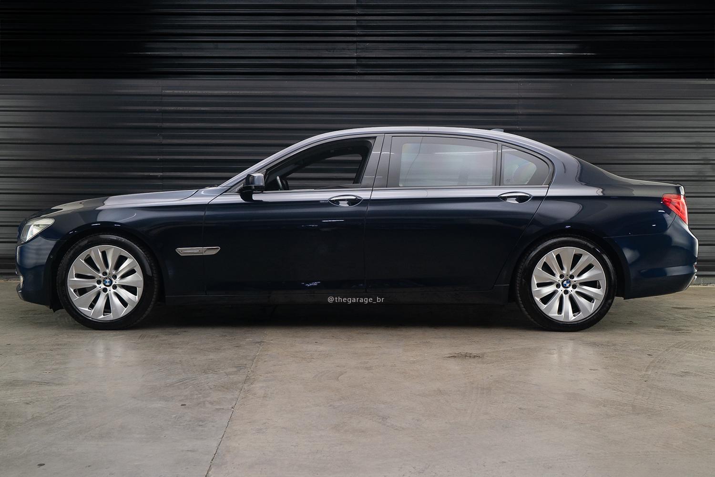 Pintura BMW 750i V8