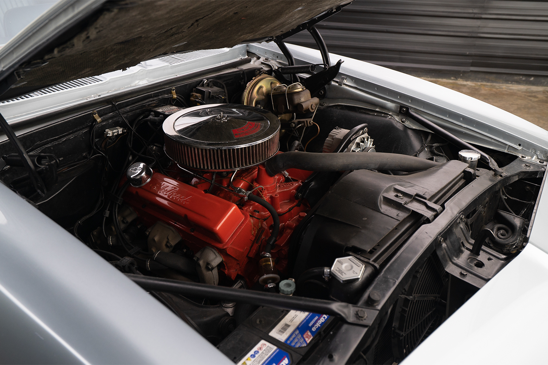 Chevrolet Camaro SC motor