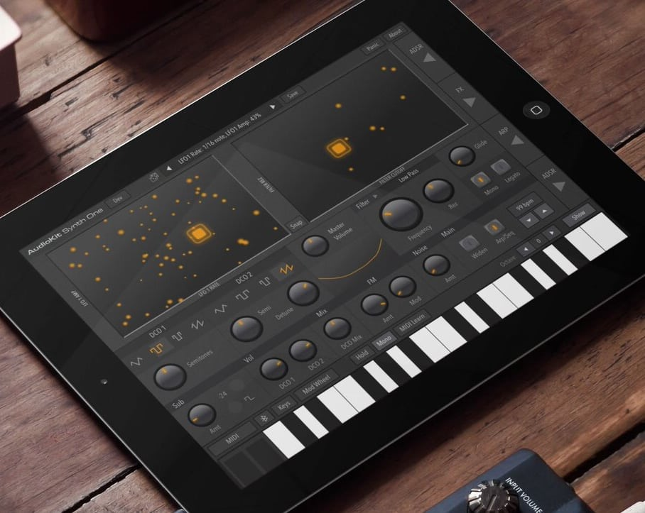 AudioKit Synth One Review - thegaragebandguide com