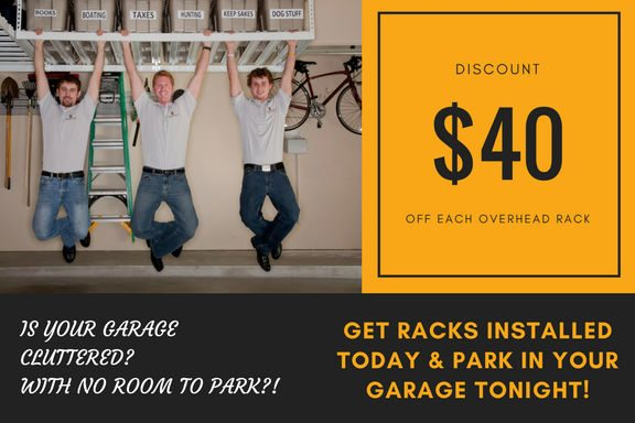 Garage King Overhead Racks Discount