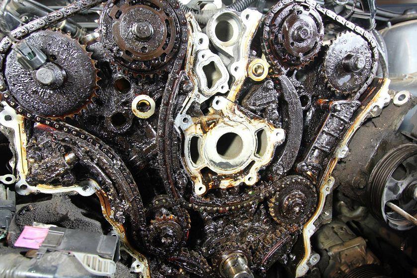 Why I should use engine flush