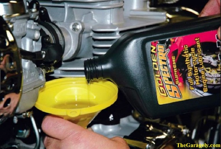 Change the Oil Filters at Intervals