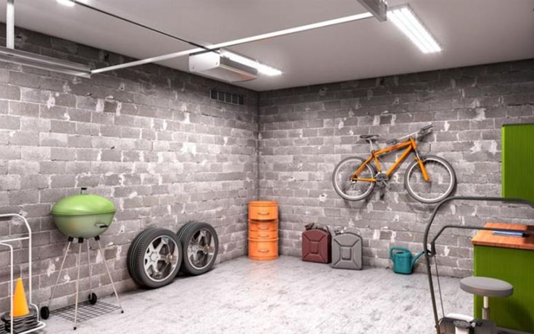 Create an Energy Efficient Garage