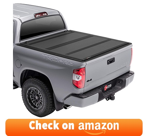 MX4 for Nissan Titanfits 2017-18 -Top-Rated Hard Tonneau Cover | 448525 review