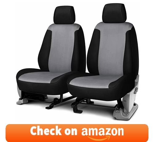 CarsCover Custom Fit 2014-2019 Toyota Tundra Seat Covers review