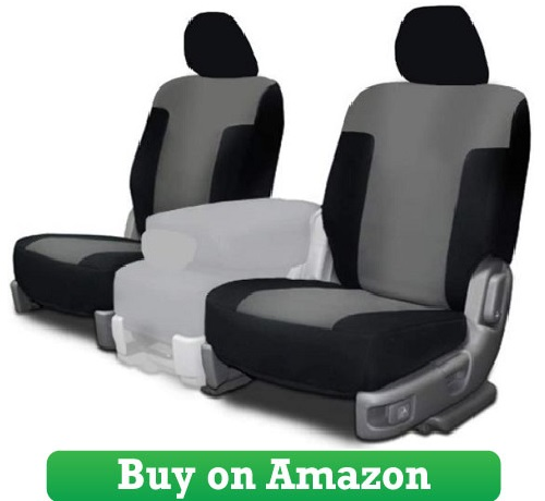 CarsCover Custom Fit 2014-2019 Toyota Tundra Seat Covers
