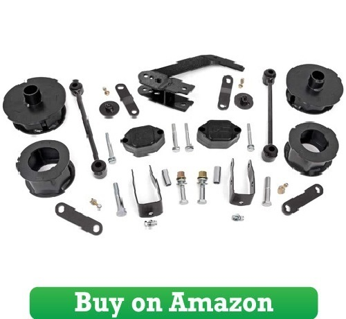 Rough Country 2.5 Lift Kit for 07-18 Jeep Wrangler