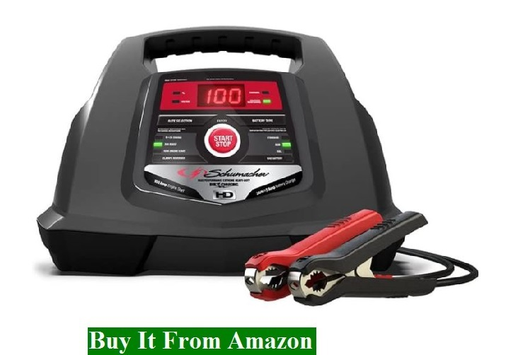 Schumacher SC1281 6-12V Fully Automatic Battery Charger