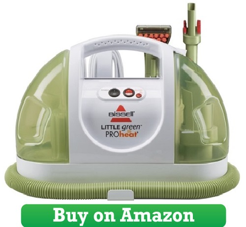 BISSELL Little Green ProHeat Portable Carpet and Upholstery Cleaner