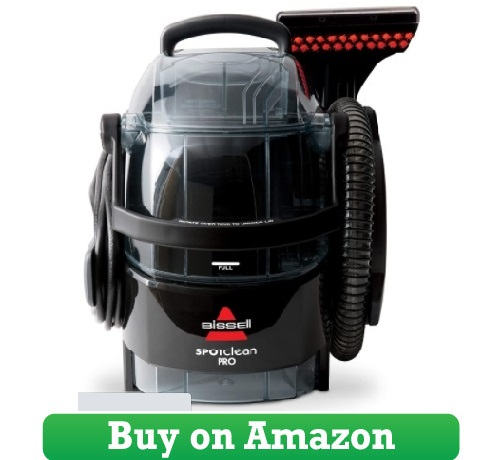 Bissell 3624 SpotClean Professional Portable Carpet Cleaner – Corded