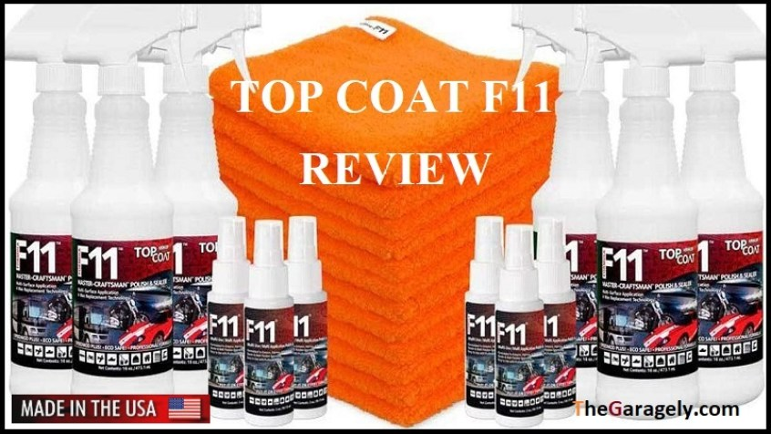 Top Coat F11 review