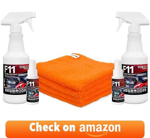 TopCoat F11 Polish & Sealer - 2/4/6 Kit Special reviews