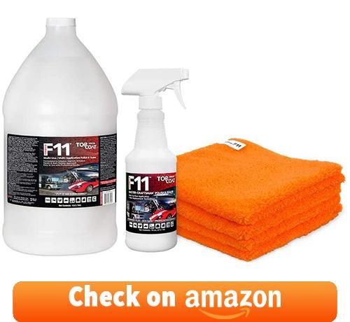 TopCoat F11 Polish & Sealer - Gallon Kit Special reviews