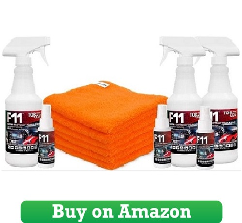 TopCoat F11 Polish and Sealer- 3 Kit Special