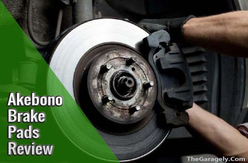 akebono brake pads review