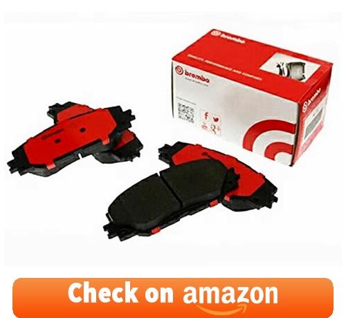 Brembo P37017N Ceramic Brake Pads review