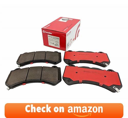 Brembo P37018N Disc Brake Pad Set review