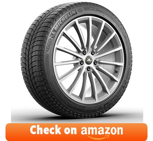 Michelin X-Ice Xi3 Winter Radial Tire for trucks