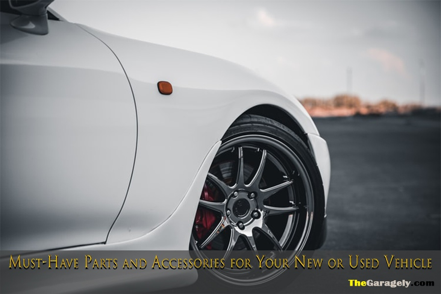 Top 5 Must-Have Parts and Accessories for Your New or Used Car