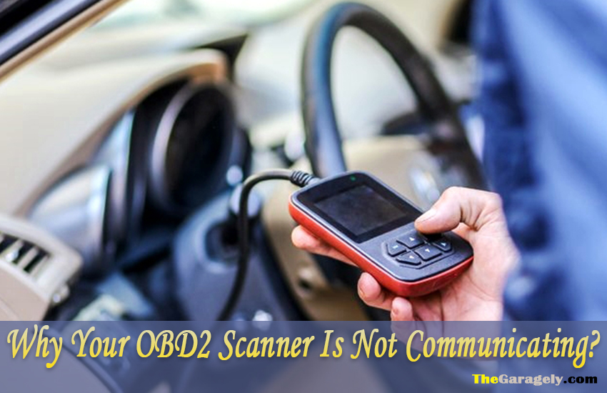 Why Your OBD2 Scanner is not Communicating