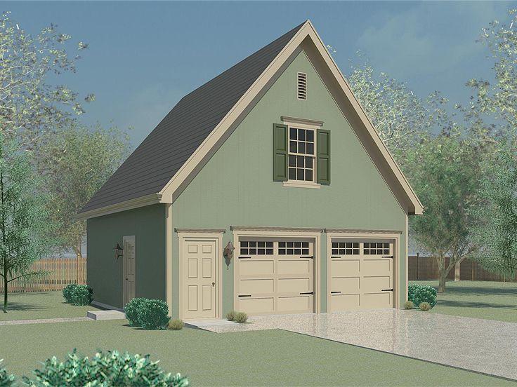 14 Spectacular Garage Shop Plans With Loft