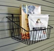 Sloped Wire Basket