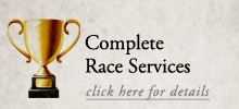 Complete Race Services in Santa Barbara California