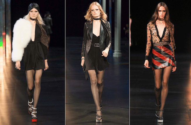 Saint_Laurent_The_Garage_Starlets_Paris_Fashion_Week_Spring_Summer_SS_2015_Ready_To_Wear_Collection_06