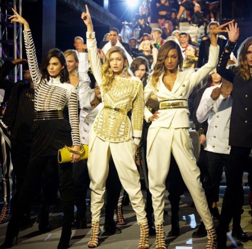 The_Garage_Starlets_Madlena_Kalinova_Balmain_H&M_HMBalmaination_New_York_14