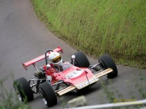 Lotus 69 F3 piloted by Tony Wallen