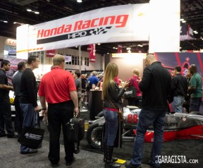 HPD- Honda Racing at PRI