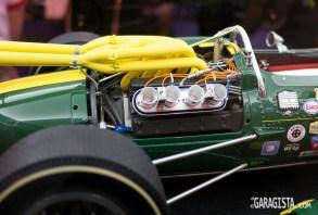 Lotus Type 38 1/8 Scale engine