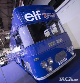 Elf Tyrrell Transporter